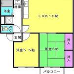 画像: 間取図                             - 駅チカ3分! 静かな住宅街でルームシェアしませんか?