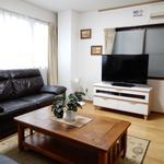 画像: リビング                             - 浅草/蔵前、個室