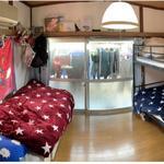 画像: ドミトリー寝室                             - 【新宿10分•月4.5万•引越し補助付き】夢追い人のたまり場シェアハウス(個人経営)