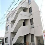 画像: 建物外観                             - 2K初期費用0円で入居「八王子」徒歩5分★