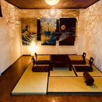 Photo: リビング                             - April opened in Shinbashi! Resident integrated CO-Living space!