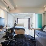 画像: 個室                             - 渋谷と表参道の間くらい、最強立地の綺麗なワンルーム