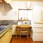 Photo: リビング                             - Early cost discount campaign! Cheap private room in Tokyo !!