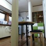 画像: ダイニング                             - 【女性限定】(限定3部屋)♪立川のシェアハウス<31,800円~>、静かな環境@富士見町♪