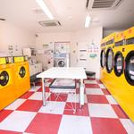 Photo: ランドリー                             - Spacious 30㎡, with elevator, coin laundry and home appliances