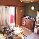 Photo: Single Room                             - 東中野の広々使える庭付き一軒家、東中野駅から電車で新宿駅まで5分、新宿自転車通勤できます。角部屋で陽当たりがいいです。完全個室。