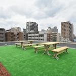 画像: 建物共用施設                             - 布施! 難波駅から15分! 家賃35000円から~~FUKU HOUSE FUSE! Osaka Share House!!
