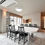 画像: ダイニング                             - 布施! 難波駅から15分! 家賃35000円から~~FUKU HOUSE FUSE! Osaka Share House!!