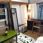 Photo: Single Room                             - Well located private room in SHIROKANEDAI