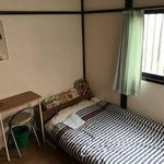 画像: 個室                             - 光熱費・インターネット込み プライベートルーム ベット、エアコン、クローゼットあり