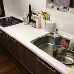 画像: キッチン                             - 【女性専用】京都西京区戸建ての少人数シェアハウス 家具家電生活必需品完備