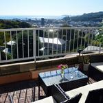 Photo: 眺望                             - Recruitment of share members of superb view properties overlooking Sagami Bay!