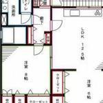 画像: 間取図                             - シェアハウス 高円寺から徒歩9分、新宿まで電車10分、渋谷まで電車20分