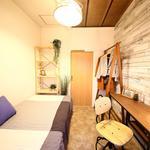 画像: 個室                             - 都心の戸建てに住む、全個室少人数限定の南麻布シェアハウス