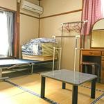 Photo: Single Room                             - 駅徒歩1分 賃料無料 引越しサービス付 お米・新品布団無料