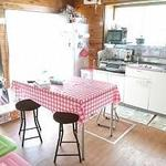Photo: キッチン                             - 駅徒歩1分 賃料無料 引越しサービス付 お米・新品布団無料