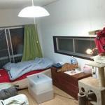 画像: 個室                             - 入居費用無。光熱費込。ペット、楽器、複数人入居可