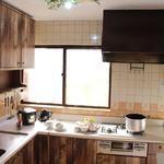 画像: キッチン                             - 『MRハウス』女性限定シェアハウス~入居月の家賃半額キャンペーン実施中!~