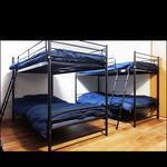 画像: ドミトリー寝室                             - 池袋駅徒歩12分サンシャイン近く30000円