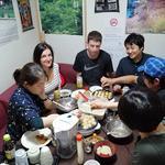 Photo: リビング                             - 5/18(月)〜異文化シェアハウスOPEN!海外の方と相部屋になれるシェアルーム!京都駅近く☆