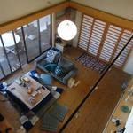 画像: リビング                             - 糸島の自然豊かな別荘地で贅沢なスローライフを楽しみませんか?