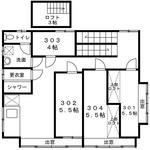 画像: 個室                             - 日暮里・舎人線 足立小台駅10分 トイレ シャワー付き 203号室