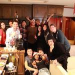 画像: リビング                             - 京都国際交流シェアハウス☆