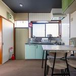 Photo: キッチン                             - 3 minutes to Shibamata Station 2 women-only house available, weekly available, including utilities