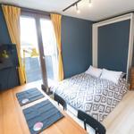 画像: ドミトリー寝室                             - 新宿区、豊島区民泊施設を短期間ご提供いたします