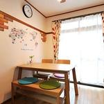 Photo: ダイニング                             - Budget room for vacation, work, working holiday, incentive stays in Asagaya Tokyo Japan
