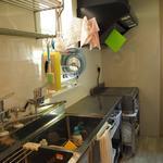 画像: キッチン                             - 小豆島の女性応援シェアハウス「アズキノイス」**家賃補助有り*