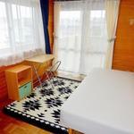 画像: 個室                             - 個室有りのシェアハウス☆各部屋に家具・家電付き