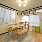 Photo: リビング                             - This is a small women-only share house in Sasazuka.