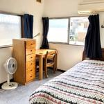 Photo: Single Room                             - Sunny private room in Shimokitazawa