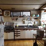 画像: キッチン                             - 京都西陣 シェアハウスメイト募集(11月〜)