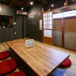 画像: リビング                             - 元質屋を利用した、岐阜の古民家風シェアハウス