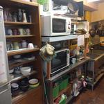 Photo: キッチン                             - A sharehouse in Kagurazaka. 3 metro lines available.