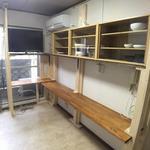 画像: キッチン                             - 【新規オープン・初月家賃無料】家賃23000円より!保証人なし!