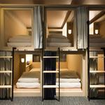 画像: ドミトリー寝室                             - 【UNPLAN Shinjuku】 JR新宿駅にもアクセス可能で便利!初期費用・退去費用なし!