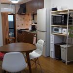 Photo: キッチン                             - 駅まで徒歩4分☆ 女性専用ハウスシェア