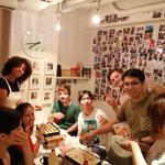 Photo: シェアメイト                             - FUKU HOUSE SENBA - International Share House in Osaka! near Shinsaibashi!