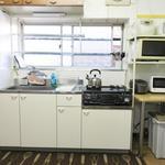 画像: キッチン                             - 吉祥寺に位置する個室も充実!