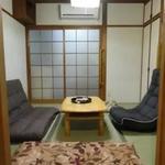 画像: リビング                             - 京都・嵯峨嵐山:9月末~10月末の約1ヶ月間、3DKで暮らしてみませんか?