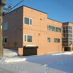 Photo: 建物外観                             - 札幌から40分、岩見沢シェアハウス型賃貸アパートワンルーム個室