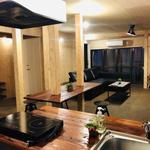 画像: キッチン                             - 女性専用!和歌山市黒田シェアハウス入居者募集!