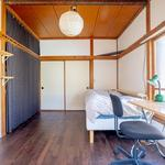Photo: Single Room                             - Private room with good sunlight (Nishi Shinjuku area)