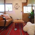 Photo: リビング                             - A small share house for women only 5 minutes from Sengawa station.