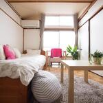 Photo: Single Room                             - A small share house for women only 5 minutes from Sengawa station.