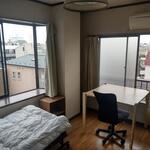 画像: 個室                             - 荒川、尾久駅の近くでルームシェア、家賃意外の支払いなし