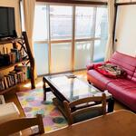 Photo: リビング                             - Well located private room in Shimokitazawa